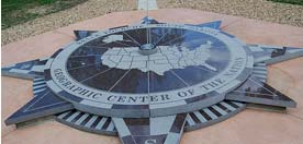 Center of the Nation Monument